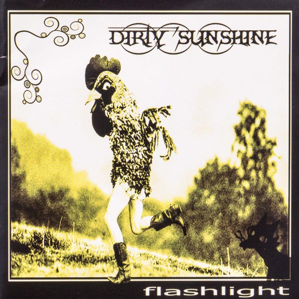 Flashlight Dirty Sunshine Simon Lees and Simon Haycock